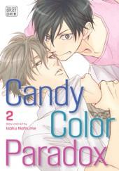 Okładka książki Candy Color Paradox #2