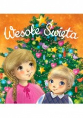 Okładka książki Wesołe Święta