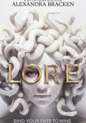 Okładka książki Lore