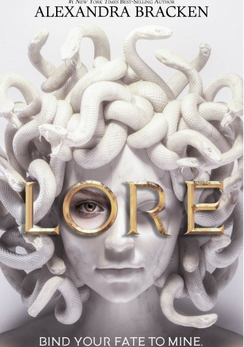 Okładka książki Lore Alexandra Bracken