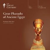 Okładka książki Great Pharaohs of Ancient Egypt