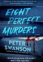 Okładka książki Eight Perfect Murders