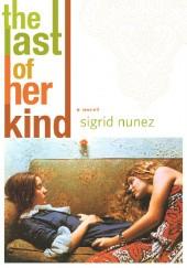Okładka książki The last of her kind