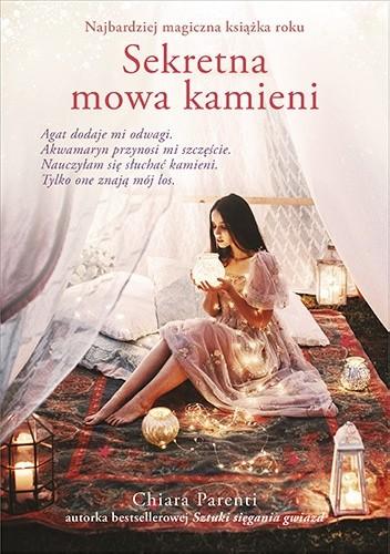 Okładka książki Sekretna mowa kamieni Chiara Parenti