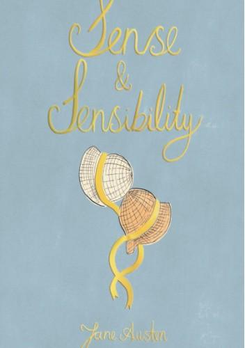 Okładka książki Sense & Sensibility Jane Austen