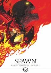 Okładka książki Spawn Origins Collection Vol. 03