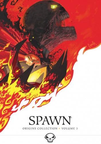 Okładka książki Spawn Origins Collection Vol. 03 Todd McFarlane