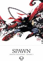Okładka książki Spawn Origins Collection vol. 5