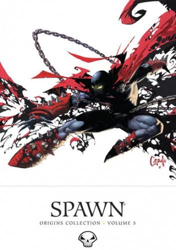 Okładka książki Spawn Origins Collection vol. 5 Todd McFarlane