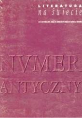 Okładka książki Literatura na Świecie nr 8-9/1996 (301-302)