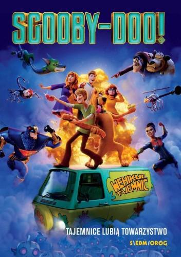 Okładka książki Scooby-Doo! Tajemnice lubią towarzystwo David Lewman