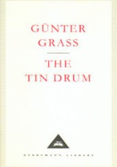 Okładka książki The Tin Drum