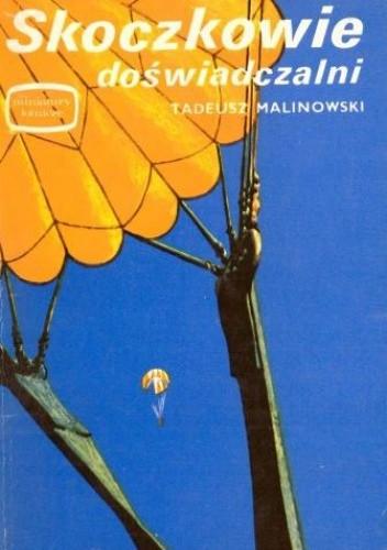 Okładka książki Skoczkowie doświadczalni Tadeusz Malinowski
