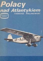Okładka książki Polacy nad Atlantykiem