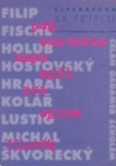 Okładka książki Literatura na świecie nr 7/1997 (312)