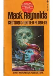 Okładka książki Section G: United Planets
