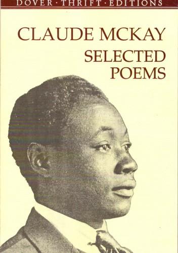 Okładka książki Selected Poems Claude McKay