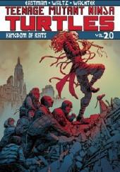 Okładka książki Teenage Mutant Ninja Turtles Vol.20- Kingdom Of Rats