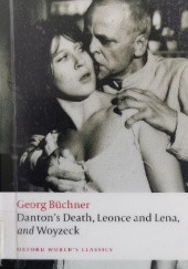 Okładka książki Danton's Death, Leonce and Lena, Woyzeck