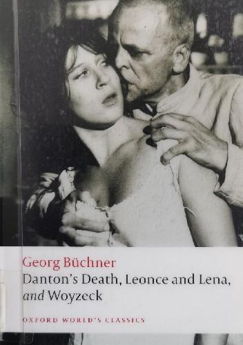 Okładka książki Danton's Death, Leonce and Lena, Woyzeck Georg Büchner