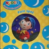 Okładka książki Noddy zaprasza do zabawy. Pora spać