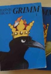 Okładka książki Baśnie braci Grimm Tom I