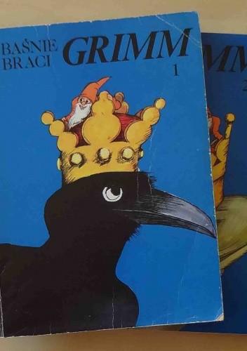Okładka książki Baśnie braci Grimm Tom I Jacob Grimm,Wilhelm Grimm