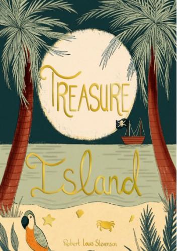 Okładka książki Treasure Island Robert Louis Stevenson