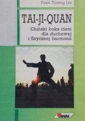 Okładka książki Tai-Ji-Quan Chiński boks cieni