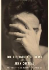 Okładka książki The Difficulty of Being