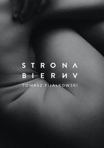 Okładka książki Strona bierna Tomasz Fijałkowski