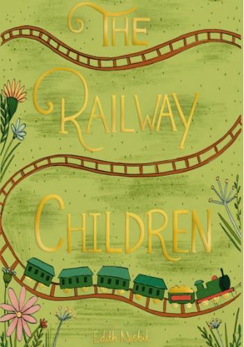 Okładka książki The Railway Children Edith Nesbit