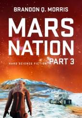 Okładka książki Mars Nation 3