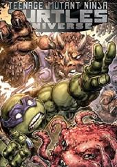 Okładka książki Teenage Mutant Ninja Turtles Universe Vol.5- The Coming Doom