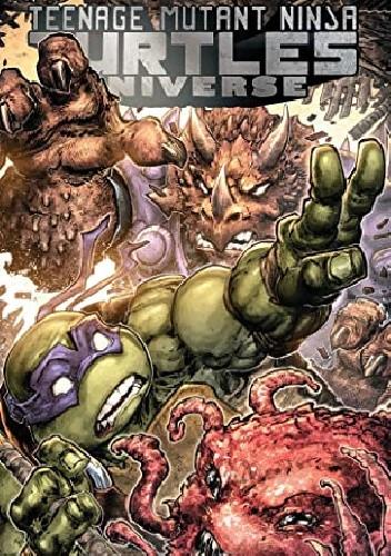 Okładka książki Teenage Mutant Ninja Turtles Universe Vol.5- The Coming Doom Paul Allor