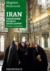 Okładka książki Iran. Przewodnik po kraju ajatollahów.