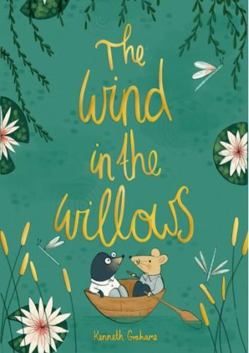 Okładka książki The Wind in the Willows Kenneth Grahame