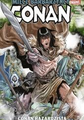 Okładka książki Conan – Miecz barbarzyńcy. Conan hazardzista