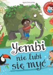 Okładka książki Yembi nie lubi się myć