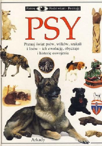 Okładka książki Psy Juliet Clutton-Brock