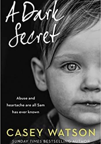 Okładka książki A Dark Secret Casey Watson