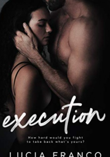 Okładka książki Execution Lucia Franco