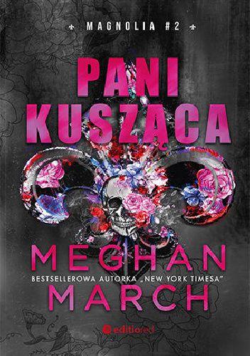 Okładka książki Pani Kusząca Meghan March
