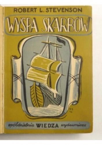 Okładka książki Wyspa skarbów Robert Louis Stevenson