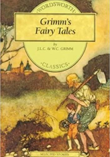 Okładka książki Grimm's Fairy Tales Jacob Grimm,Wilhelm Grimm