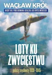 Okładka książki Loty ku zwycięstwu
