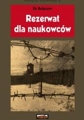 Okładka książki Rezerwat dla naukowców