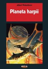 Okładka książki Planeta harpii