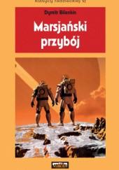 Okładka książki Marsjański przybój