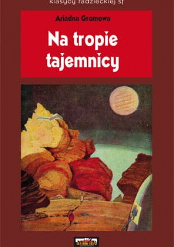 Okładka książki Na tropie tajemnicy Ariadna Gromowa